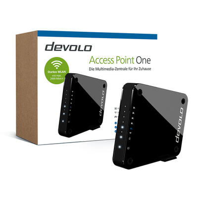 devolo-access-point-one-8494-1733-mbits-wlan-ac-dual-band-1x-gigabit-lan-4x-lan-ports-