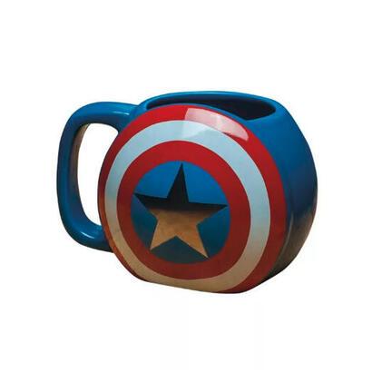 paladone-taza-capitan-america-shield
