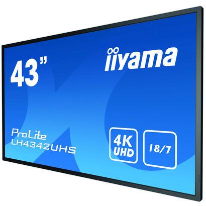 iiyama-lh4342uhs-b1-pantalla-de-senalizacion-108-cm-425-ips-4k-ultra-hd-pantalla-plana-para-senalizacion-digital-negro-procesado
