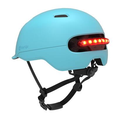casco-smart4u-helmet-model-sh50l-size-m-blue