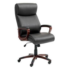 silla-de-oficina-jysk-stakroge-marron