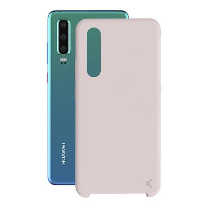ksix-soft-silicone-rosa-para-huawei-p30