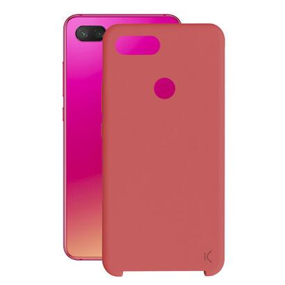ksix-soft-silicone-roja-para-xiaomi-mi-8-lite