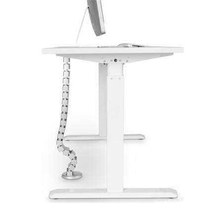startechcom-cmvbmod-organizador-de-cables-escritorio-plata-1-piezas