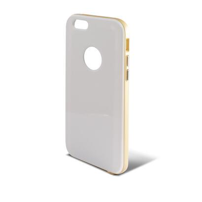 carcasa-ksix-hybrid-para-iphone-6-blanco-oro