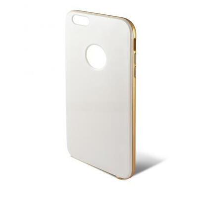carcasa-ksix-hybrid-para-iphone-6-plus-blanco-oro