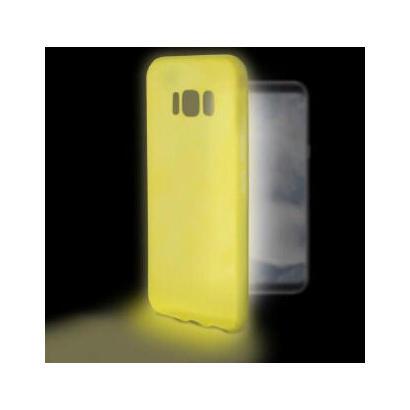funda-flex-sense-lumen-ksix-tpu-luminiscente-para-galaxy-s8-plus-amarilla