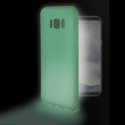 funda-flex-sense-lumen-ksix-tpu-luminiscente-para-galaxy-s8-plus-verde