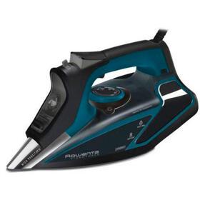 ocasion-embalaje-deteriorado-rowenta-dw9214-negro-azul-plancha-steamforce-vapor-extra-2750w-200g