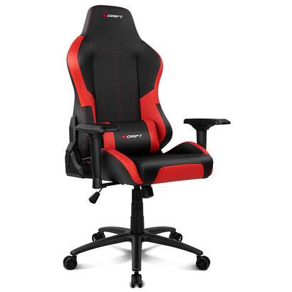 drift-silla-gaming-dr250-rojo