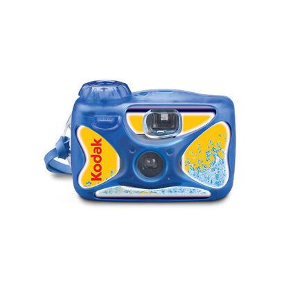kodak-water-sport-camara-acuatica-desechable-hasta-15-metros-iso-800-27-fotos-azul