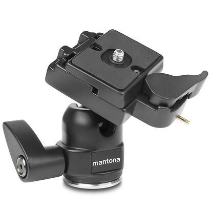 mantona-18008-cabeza-de-tripode-negro-universal-ball-head