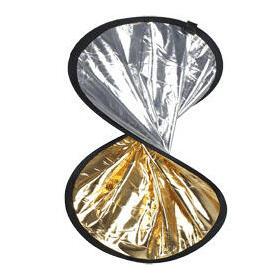 reflector-doble-walimex-plata-oro-30cm