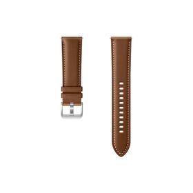 correa-de-cuero-samsung-stitch-22-mm-galaxy-watch3-marron-m-l