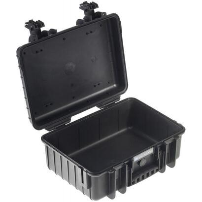 bw-outdoor-case-type-4000-negra-con-inserto-de-espuma-precortado