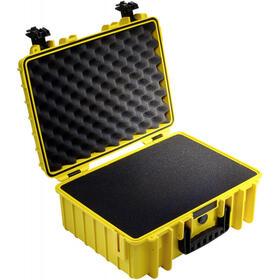 bw-outdoor-case-type-5000-amarilla-con-inserto-de-espuma-precortado