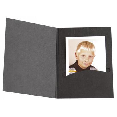 100-carpetas-daiber-profi-line-45x6-cm-negro