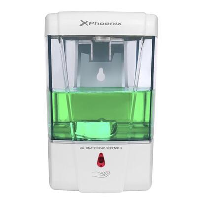 dispensador-automatico-de-gel-phoenix-700ml-de-capacidad-instalacion-en-pared-alimentacion-por-pilas-no-incluidas