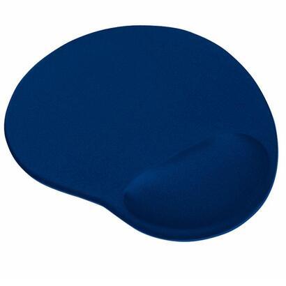 trust-20426-alfombrilla-raton-ergonomica-azul-236x205-mm