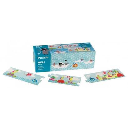 puzle-sumas-naufragos-apli-kids-14771-30-piezas-10-secuencias-diferentes-para-ninos-a-partir-de-3-anos