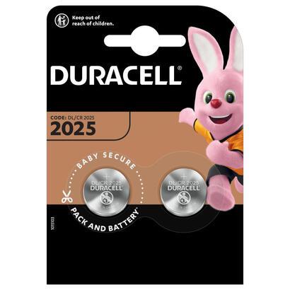 duracell-pack-2-pilas-litio-boton-2025-3v