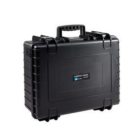 b-w-outdoor-case-type-6000-inserto-de-particion-acolchado-negro