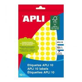 etiquetas-adhesivas-circulares-apli-02730-para-escritura-manual-o10mm-1008-etiquetas-color-amarillo