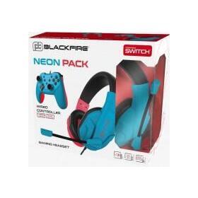 pack-headset-mando-blackfire-neon-pack