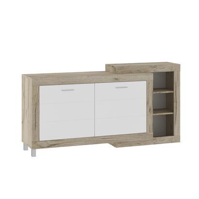 cajonera-tuckano-179x90x42-ultra-gris-roble-artesanal-blanco-brillo