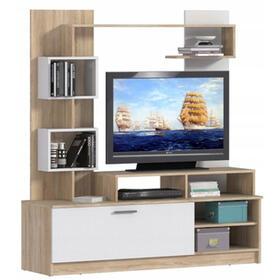 tuckano-mueble-salon-150x42x162-inter-sonoma-blanco-brillo
