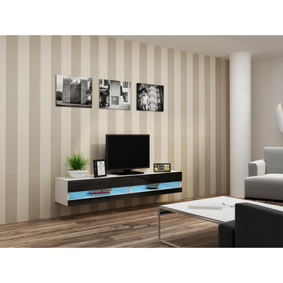 mueble-tv-vigo-3018040-blanco-negro-brillo