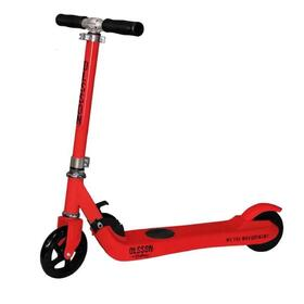 patinete-electrico-scooter-infantil-olsson-fun-rojo-ruedas-5-127cm-motor-100w-display-bat-22v2ah-plegable