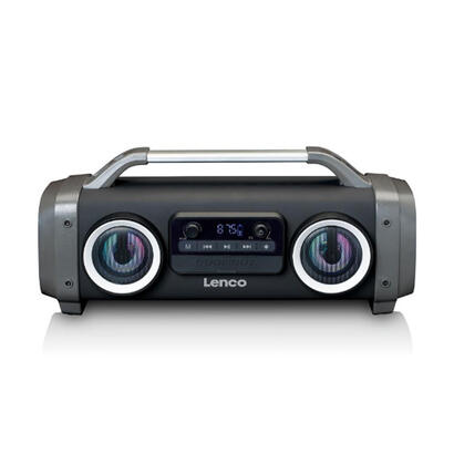 lenco-spr-100-schwarz