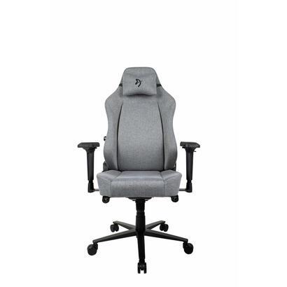 arozzi-gaming-silla-primo-woven-fabric-black-grey-logo