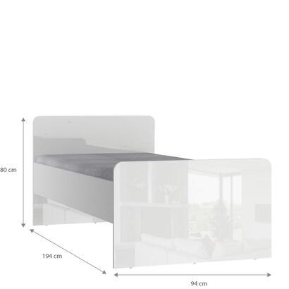 tuckano-5901443114079-cama-trineo-individual-estandar-rectangular-sin-colchon