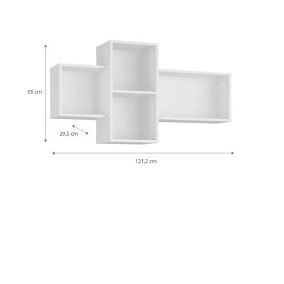 estanteria-tuckano-121x65x29-spaceship-09-blanco
