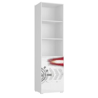 estanteria-tuckano-55x201x55-spaceship-04-blanco-blanco-brillo-estampado-llama
