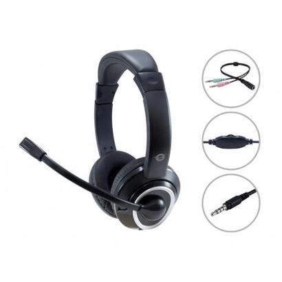 conceptronic-polona02ba-auriculares-diadema-juego-negro-binaural-2-m