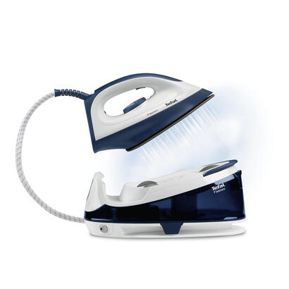 ocasion-tefal-fasteo-sv6040-estacion-plancha-al-vapor-2200-w-12-l-suela-de-ceramica-azul-blanco-reparado-por-fabricante