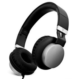 ocasion-nuevo-desprecintado-v7-auriculares-ligeros-negroplata-diadema-negro-plata-alambrico-auriculares-de-exposicion