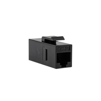 acoplamiento-keystone-logilink-2x-rj45-utp-cat5e-negro