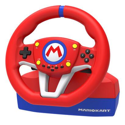 volante-de-carreras-con-pedales-hori-mario-kart-racing-wheel-pro-mini-para-nintendo-switch-licencia-oficial-nintendo