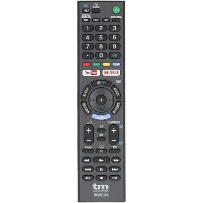 mando-a-distancia-universal-tm-electron-tmurc320-compatible-con-tv-sony-2aaa-no-incluidas-negro
