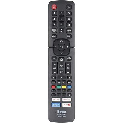 mando-a-distancia-universal-tm-electron-tmurc350-compatible-con-tv-hisense-2aaa-no-incluidas-negro