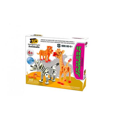 jamara-3d-animales-de-rompecabezas-suave