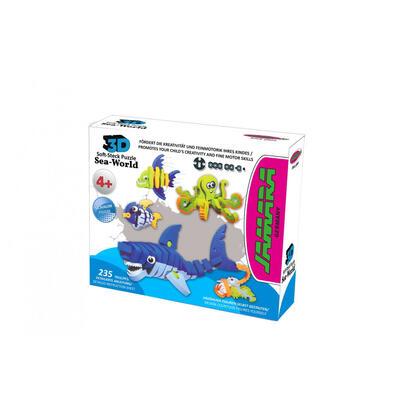 jamara-3d-soft-plug-in-puzzle-sea-world