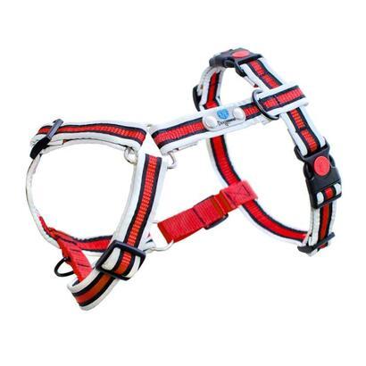 arnes-para-perros-reflective-dogwear-anti-pull-plus-l-rojo