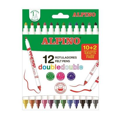 alpino-rotuladores-double-doble-punta-colores-caja-de-102