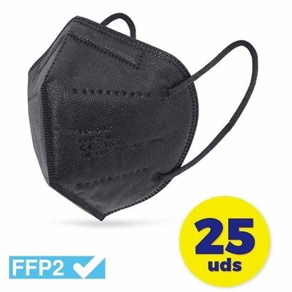 caja-de-mascarillas-ffp2-club-nautico-25-unidades-color-negro-envasadas-de-forma-individual-5-capas-proteccion