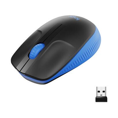 logitech-raton-m190-wireless-negro-azul-3-botones10-mnano-receptor1000-dpi-910-005907